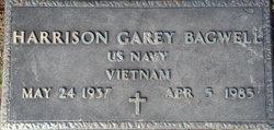 Harrison Garey Bagwell