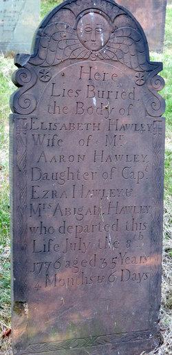 Elizabeth <I>Hawley</I> Hawley