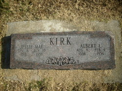 Jessie Mae <I>Rivers</I> Kirk