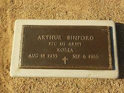 Arthur Binford