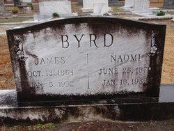 Naomi <I>Burnsed</I> Byrd