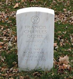 Francis Charles Deziel