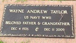 Wayne Andrew Taylor