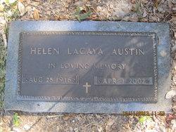 Helen Rita <I>LaCava</I> Austin