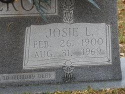 Josie L <I>Key</I> Cameron