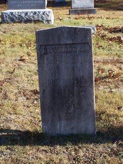 Orville A. Wyman