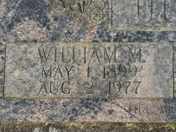 William May Ulery
