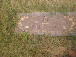 Gladys <I>Reid</I> Williams