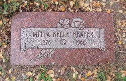 Mitta Belle Heafer