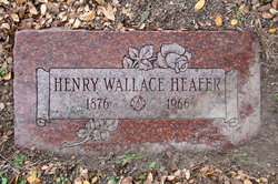 Henry Wallace Heafer