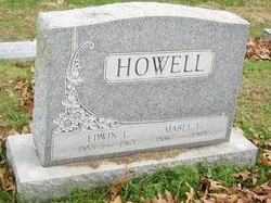 Mabel L <I>Schaible</I> Howell