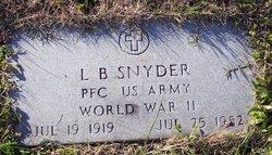Lodie Burton Snyder