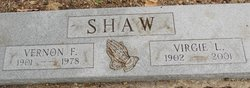 Vernon Franklin Shaw