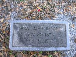Sara Emma <I>Collins</I> Bryant
