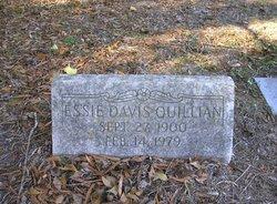 Essie Lee <I>Davis</I> Quillian