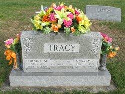 Loraine M <I>Chapman</I> Tracy