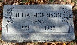 Julia Morrison