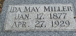 Ida May <I>Poulsen</I> Miller