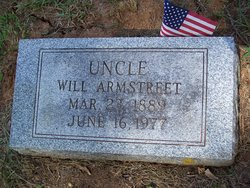 Will Armstreet