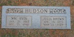William Evin Hudson