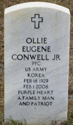 Ollie Eugene Conwell, Jr