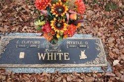 Myrtle Olina <I>Hammonds</I> White