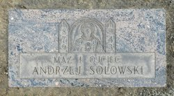 Andrew John Solowski