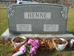 Joseph Penrose Henne