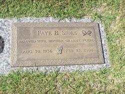 Alice Faye <I>Bane</I> Sides