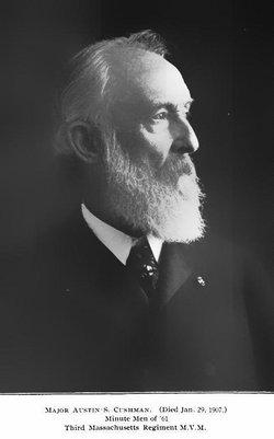 Austin Sprague Cushman