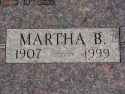 Martha B. O'Neil