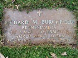 Richard Melvin Burchfield