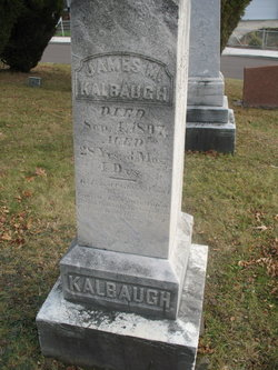 James Matthias Kalbaugh