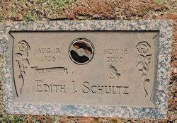 Edith Isabelle <I>Alls</I> Schultz