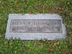 Byron W. Livingston
