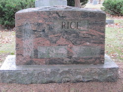 Sewell Jackson Rice