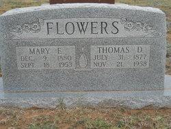 Thomas David Flowers