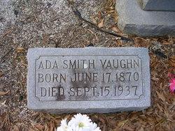 Ada <I>Smith</I> Vaughn