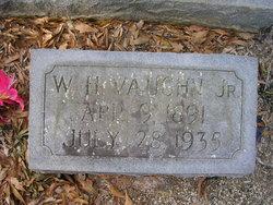 """William Henry """"Willie"""" Vaughn Jr."""