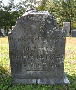 Roy Severance Holbrook
