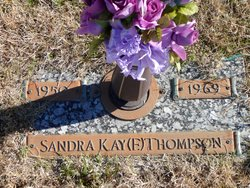 Sandra Kay Thompson