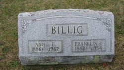 Franklin Pierce Billig