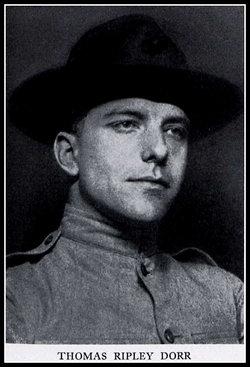Pvt Thomas Ripley Dorr