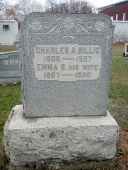 Emma Savilla <I>Stine</I> Billig