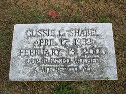 Gussie Lee Shabel