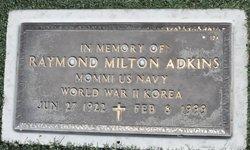 Raymond M Adkins
