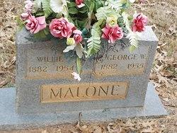 Willie <I>Warhurst</I> Malone
