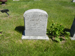 Annie N <I>Scholes</I> Andrews