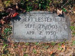 Hubert Lester Bean