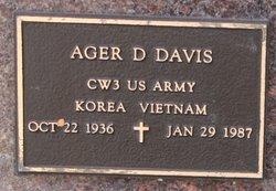 Ager Dalton Davis